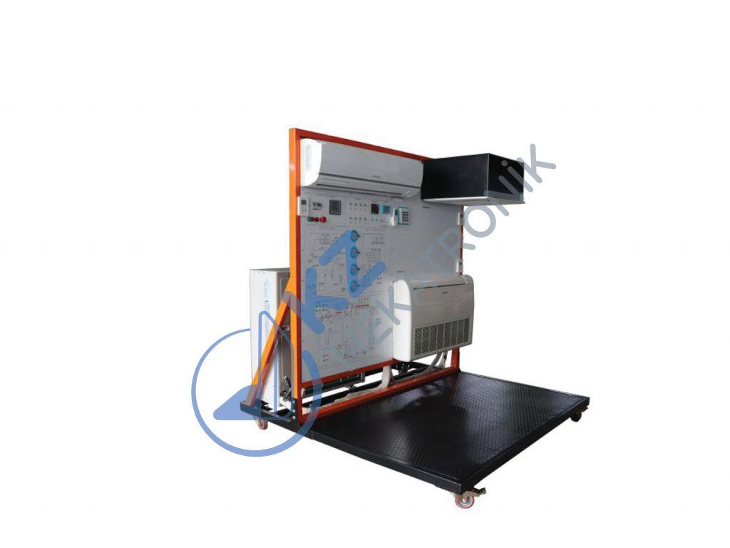 VRV / VRF AIR CONDITIONING SYSTEM TRAINING SET