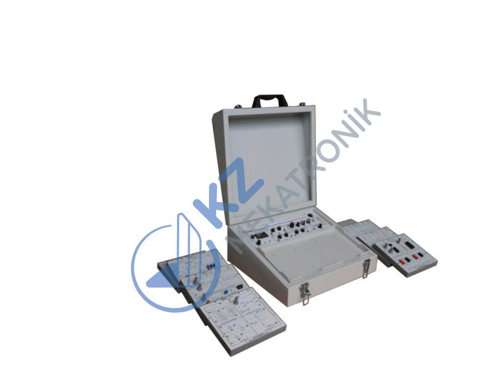 BASIC ELECTRICAL ELECTRONICS AC-DC TRAINING SET